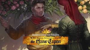 New Kingdom Come DLC trailer released: The Amorous Adventures of Bold Sir Hans Capon 2