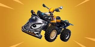 Meet Fortnite's new vehicle: The Quadcrasher 2