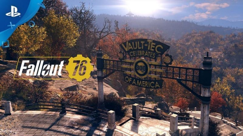 Fallout 76: State of West Virginia partners with Bethesda 20