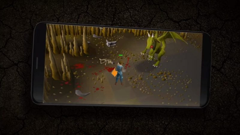 Old-School RuneScape comes out on mobile 3