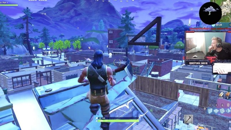 Fortnite's purple cube debunked; Data miners show off game files 23