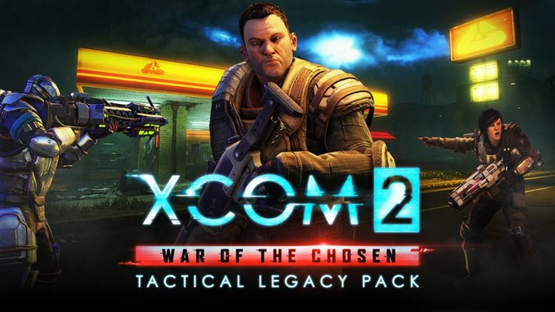 XCOM 2: War of the Chosen DLC Pack free on 10/9; New maps, weapons, modes 1