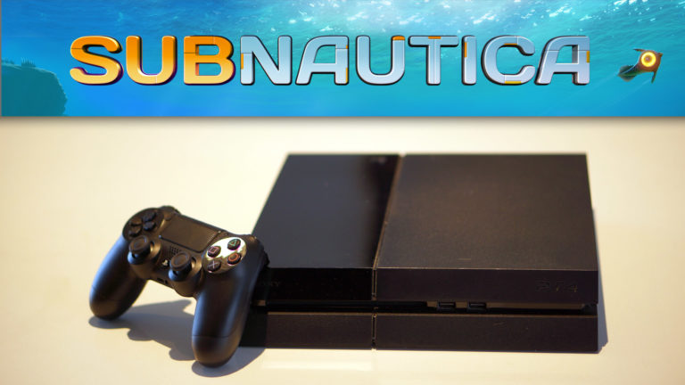Subnautica confirmed for PS4; Xbox One gets a full release (V1.0) 1