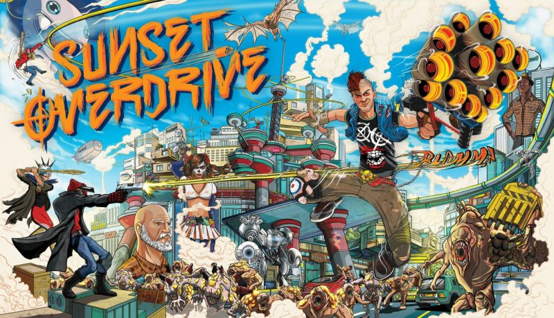 Sunset Overdrive may be coming to PC; ESRB rating confirmed 7