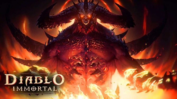 Diablo Immortal is a mobile game - And fans are not pleased 26