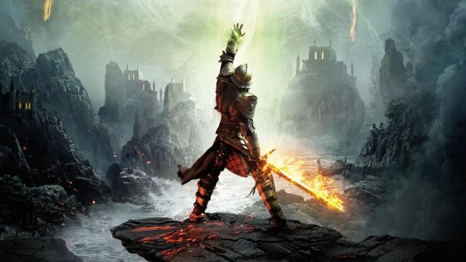 "BioWare working on ""secret Dragon Age stuff""; Possible announcement next week 13"