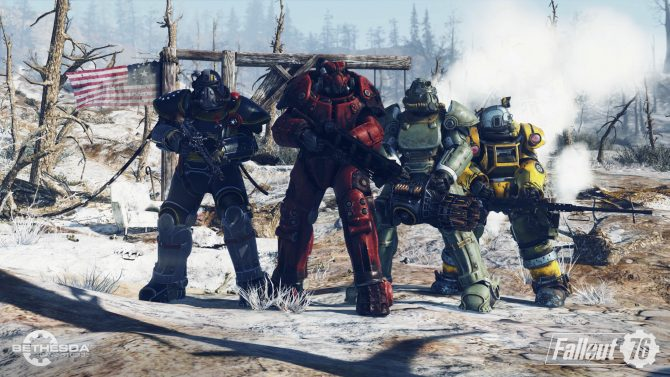 Fallout 76's December 4 update will raise stash storage to 600 pounds; Full patch notes 20