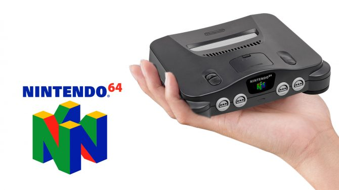 "Nintendo not against releasing an ""N64 Classic"" 29"