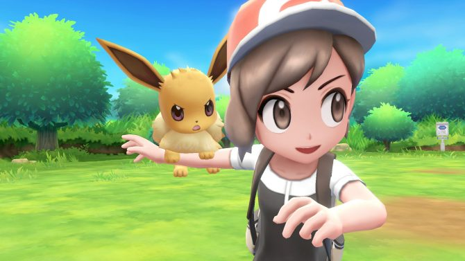 Pokemon Let's Go Pikachu and Eevee sells over 3M copies first week 13