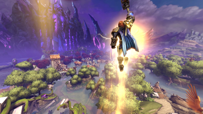 SMITE confirmed for the Nintendo Switch; Closed beta, Founder's Pack, cross-play 27