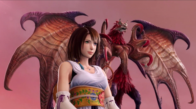 Final Fantasy Dissidia NT: Yuna turned out to be the next DLC fighter