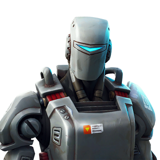 Fornite's V6.22 leaked new vehicle may just be the A.I.M skin 19