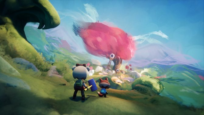 "Media Molecule announces Dreams livestream; Public beta release date ""later this year"" 6"