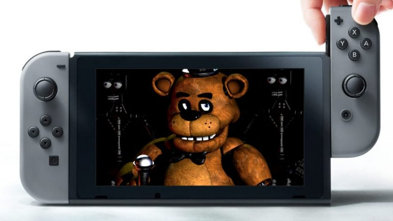 Five Nights At Freddy's coming to Switch (and other consoles) in 2019 3