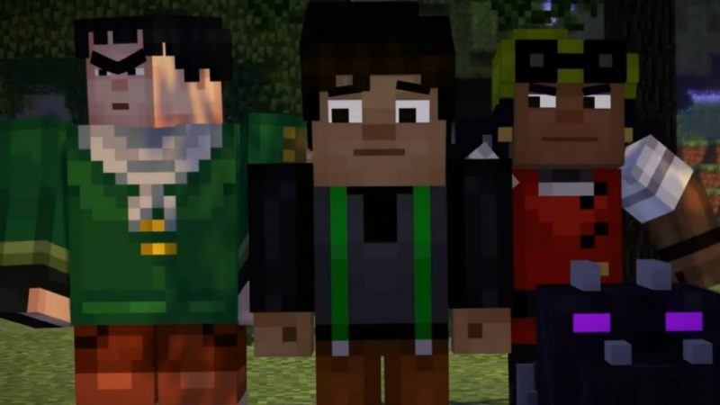 Telltale's Minecraft: Story Mode debut delayed on Netflix 2