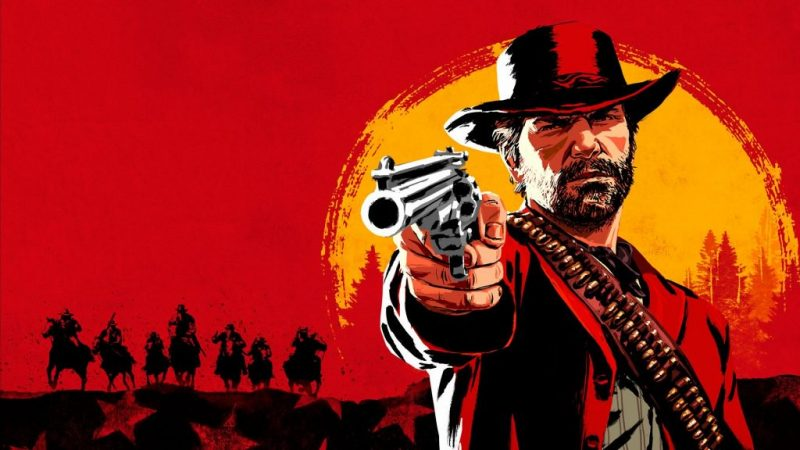 Red Dead Redemption 2 tops UK charts 3
