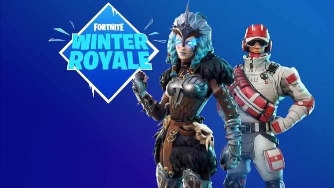 Fortnite Winter Royale Tournament puts $1M up for grabs 2