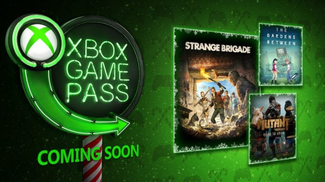 Xbox Game Pass getting trio of titles next week 24