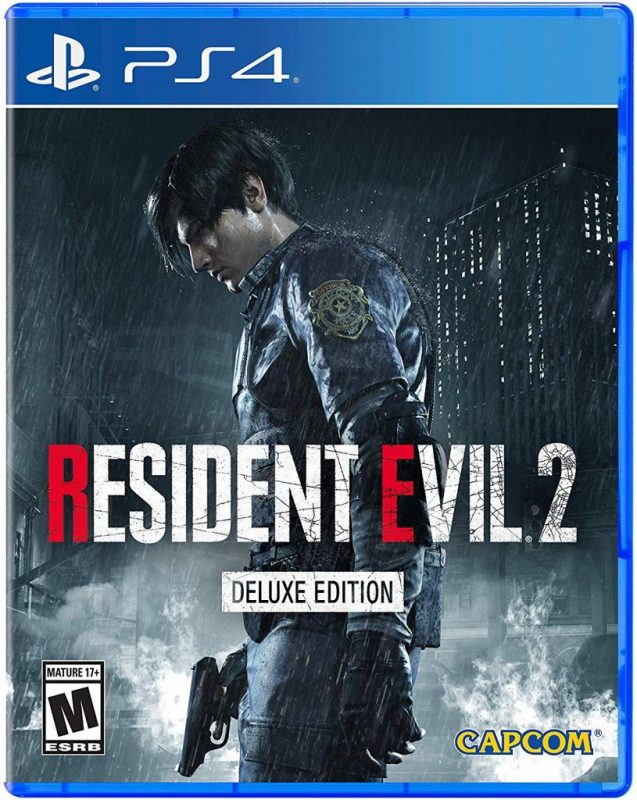 Capcom releases new series of video shorts for Resident Evil 2 remake 4