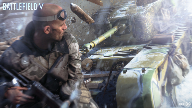 Battlefield 5's first major content update Overture delayed 10