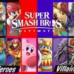 Nintendo Versus Splatfest: Team Villains beat Team Heroes