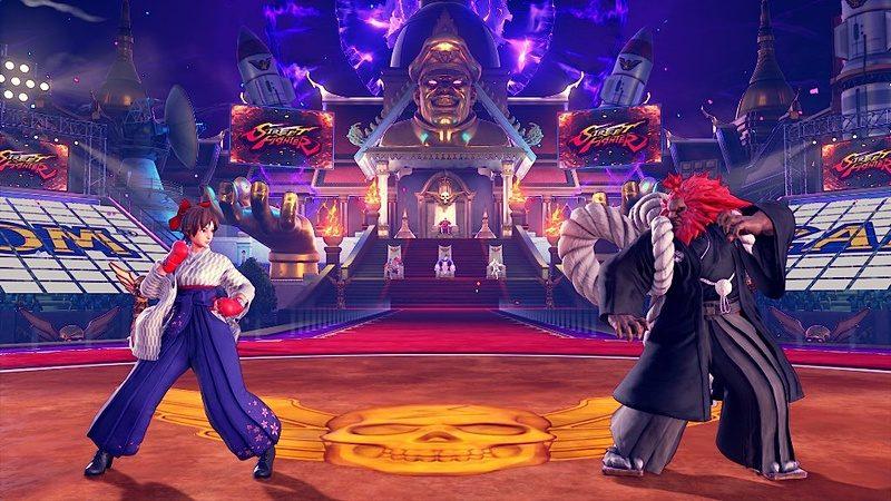Capcom's Street Fighter V in-game ads removed temporarily 2