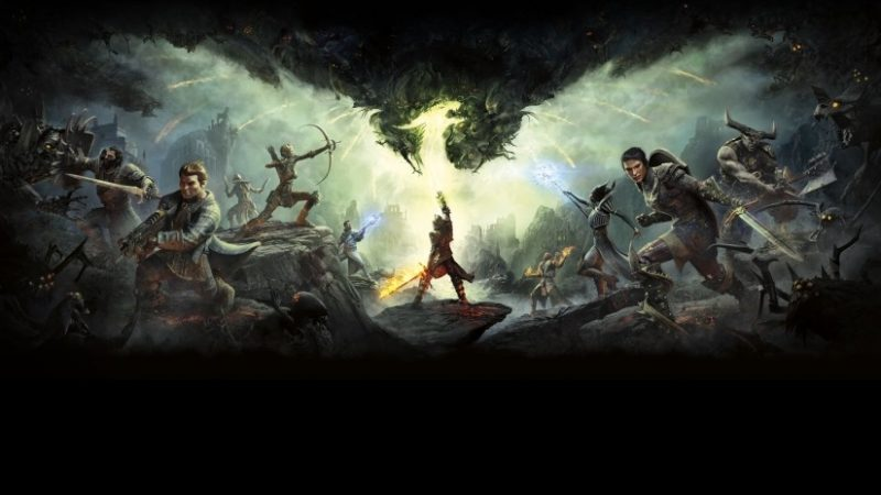 Dragon Age 4 will likely be announced at The Game Awards this week 12