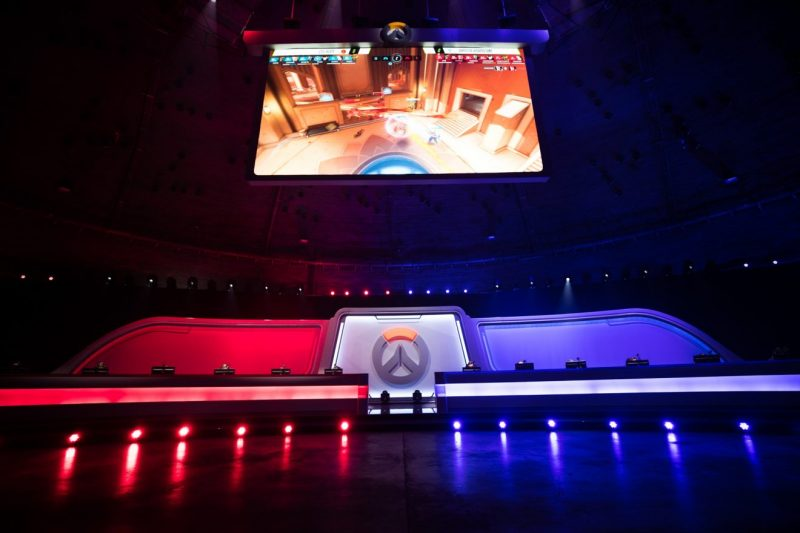 Blizzard requires account linking with Twitch for Overwatch Contenders 1
