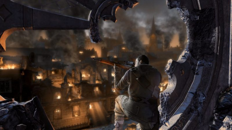 Sniper Elite V2 Remastered leaked by Australian Classifications Board 2