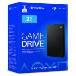 Sony partners with Seagate to make a PlayStation-branded 2TB hard drive