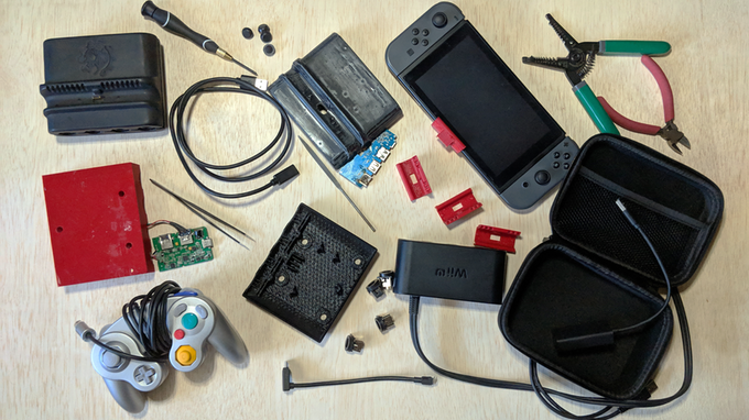 """Ultimate"" GameCube Adapter for SSBU on Switch raises $30K on Day 1 1"