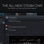 Steam getting a huge overhaul; Expands streaming platform