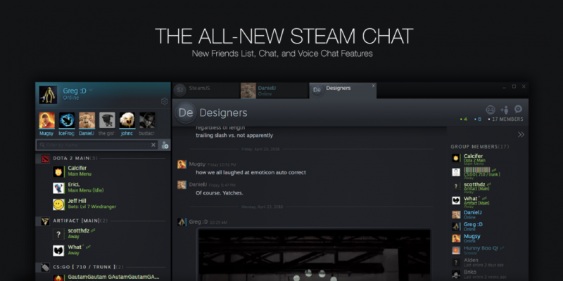 Steam getting a huge overhaul; Expands streaming platform 5