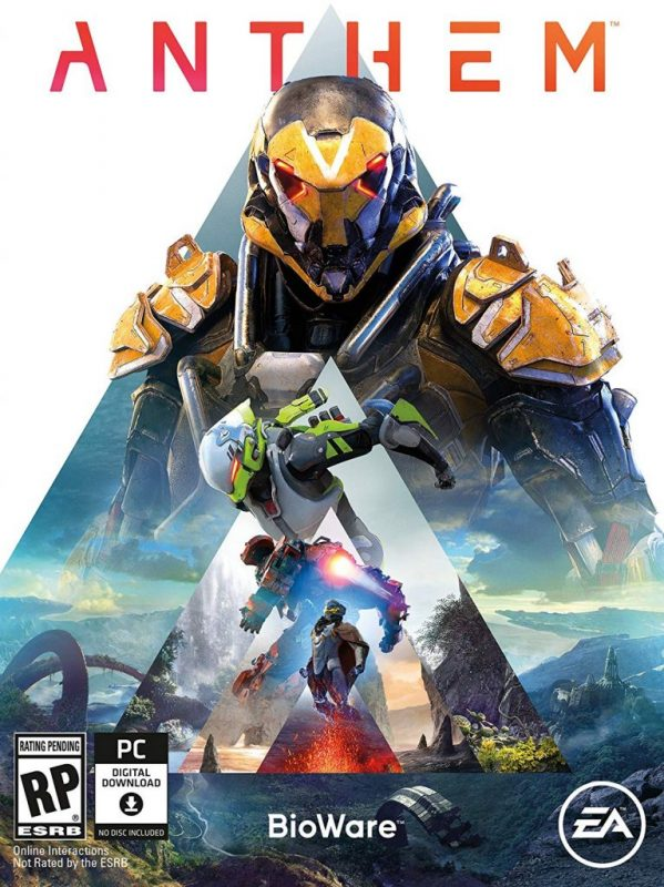 """Anthem has """"gone gold""""; Cross-play not happening 6"""
