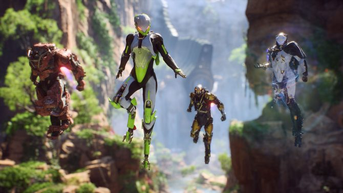 "BioWare acknowledges ""hundreds"" of Anthem bugs; Will fix some before free Anthem demo takes place 2"