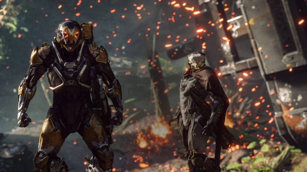 EA drops Anthem's Official Launch Trailer 02/08/2019 02/08/2019  Games  By Eugene Schmidt