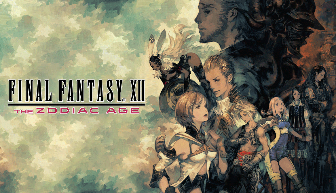 Final Fantasy XII: The Zodiac Age box art revealed 2