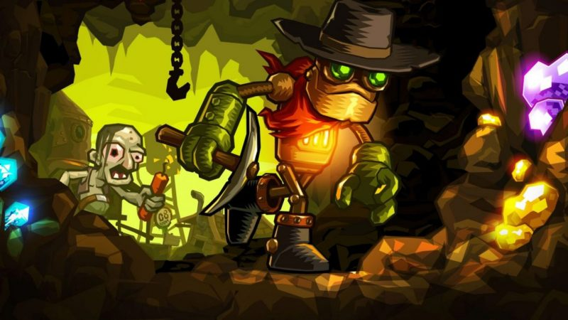 "SteamWorld developer Image & Form hints at new project ""coming soon"" 11"