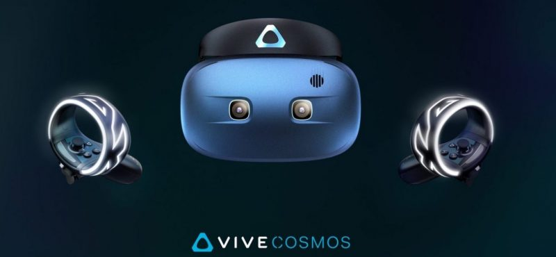 HTC teases new standalone VR device COSMOS; Phone powered, built-in tracking 2
