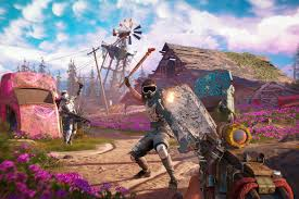 """Far Cry New Dawn will have crafting, outpost """"PVP,"""" and RPG elements 1"""