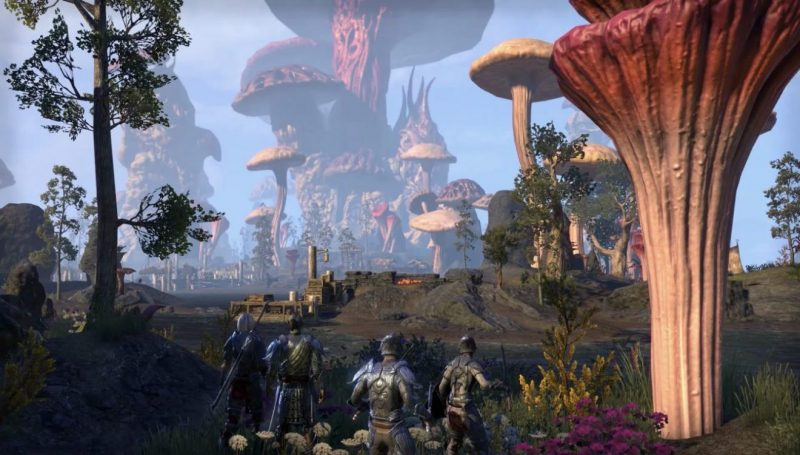 Bethesda hosting live stream for next ESO expansion - The Season of the Dragon 4