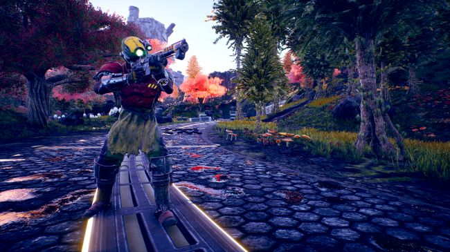 The Outer Worlds can be completed in less than 40 hours 1