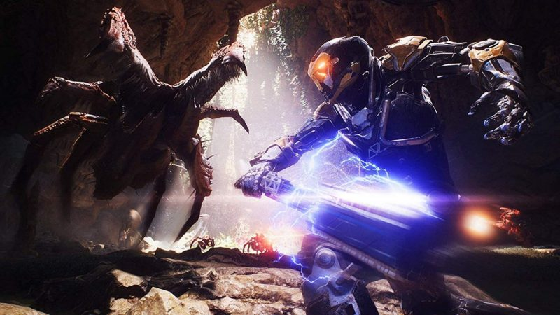 Anthem racked up 40M hours of game time; Post-launch content planned 1