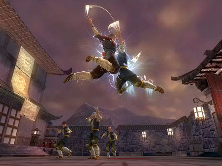 EA submits trademark for Jade Empire; Possible remaster? Jade Empire 2? 1