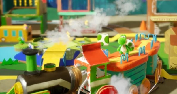 Yoshi's Crafted World free demo now available for Switch 1