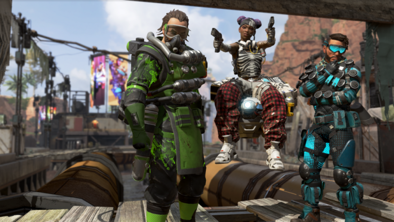 Respawn bans over 16K hackers on Apex Legends 2