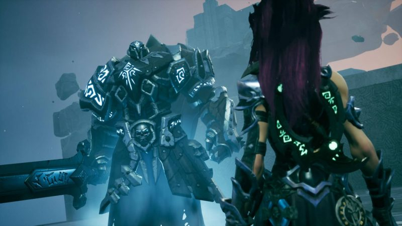 Darksiders 3 new DLC is released.