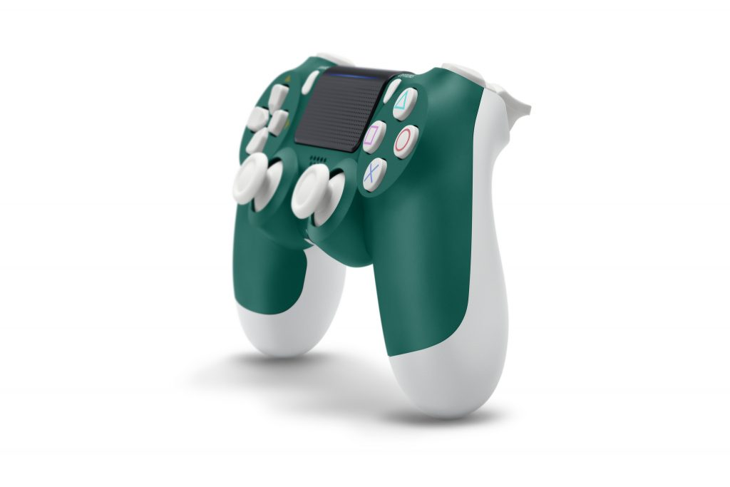 Sony's new controller.