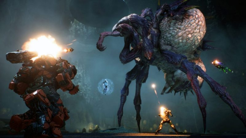 Anthem is crashing and bricking PS4s.