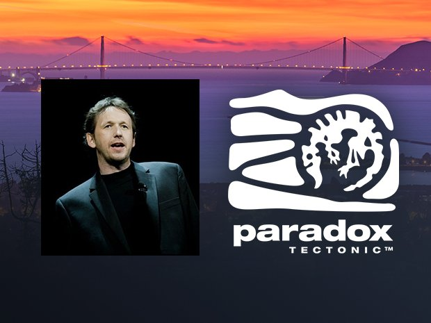 New game by Paradox is in the works. Rod Humble is the new chief.